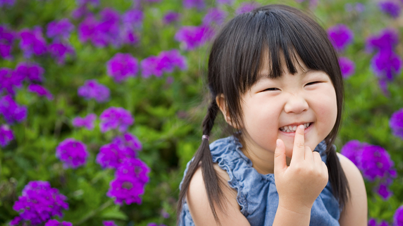 Baby teeth matter! See a dentist for regular check-ups.